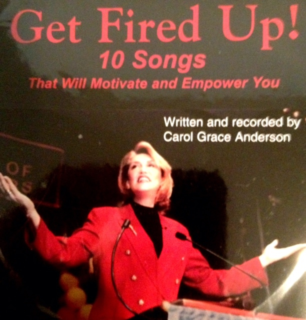 Get Fired Up! CD